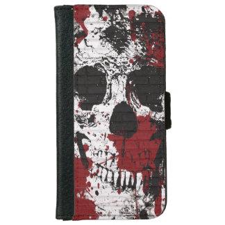 Skalle- och plånbokfodral för ben iPhone6 iPhone 6/6s Plånboksfodral