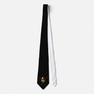 Skalle och ro slips