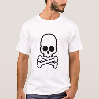 skalle t shirt