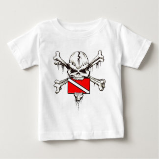 skalledykflagga t shirts