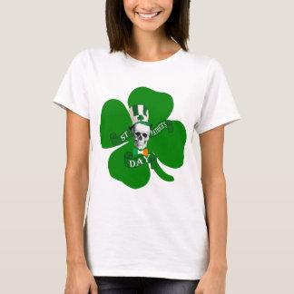 SkalleirländareSt Patricks Tee Shirt
