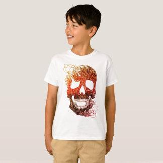 SkalleT-tröja för ungar TAGLESS T Shirt