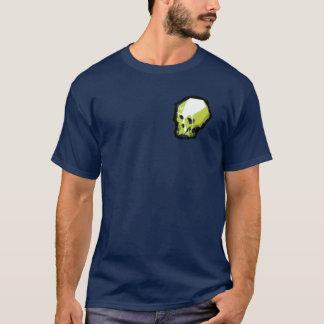 Skalleutslagsplats (marinen) t-shirt