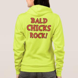Skallig chicksten - cancermedvetenhet t shirts