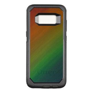 Skamlös för regnbågeOmbre för Tech   pride för OtterBox Commuter Samsung Galaxy S8 Skal