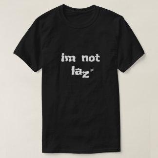 Skämt om laziness tröjor