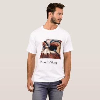 Skandinav Viking - stolt Viking Tee Shirt