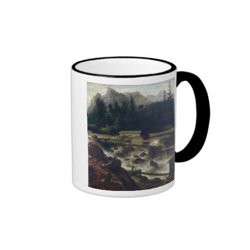 Skandinavet landskap, 1670 kaffe muggar