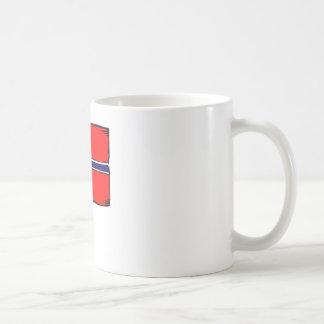 Skandinavienflagga Muggar