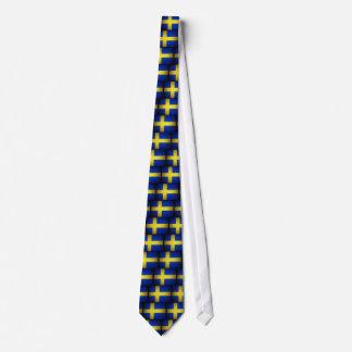 Skandinavisk flaggor slips