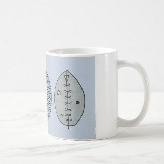 Skandinaviskt stilkaffe/teamugg vit mugg
