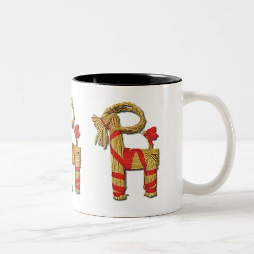 SkandinavYule get Kaffe Mugg