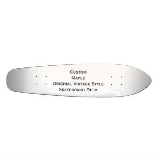 Skapa det beställnings- däcket för skateboarden skateboard bräda 20 cm