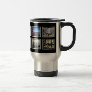 Skapa-Din-Egen fotoCollagetravel mug Resemugg
