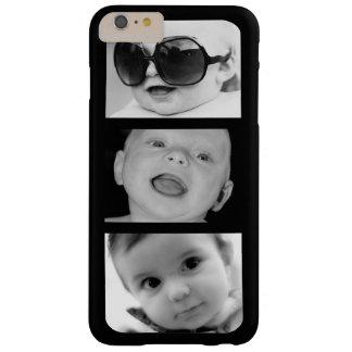 Skapa-Din-Eget 3 fodral för plus för Barely There iPhone 6 Plus Fodral