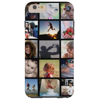Skapa-Din-Eget fodral för plus för Tough iPhone 6 Plus Skal