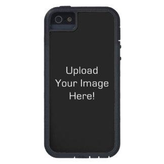 Skapa-Din-Eget tufft ytterlighetfodral för iPhone iPhone 5 Cover