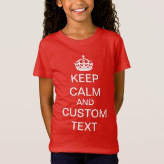 Skapa din egna behållalugn och bär på t shirts