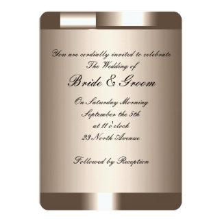 Skapa din egna bröllopinbjudan 2 12,7 x 17,8 cm inbjudningskort