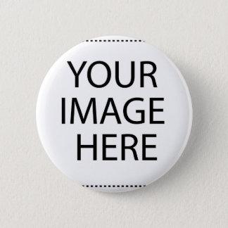 Skapa din egna design & text: -) standard knapp rund 5.7 cm