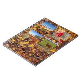 Skapa din egna fotoanteckningsbok anteckningsbok