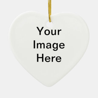 Skapa din egna hjärtaprydnad hjärtformad julgransprydnad i keramik