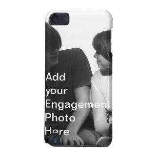 Skapa din egna ipod fodral med förlovningfotoet iPod touch 5G fodral