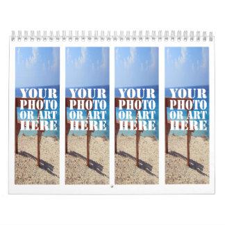 Skapa din egna månad vid månad kalender