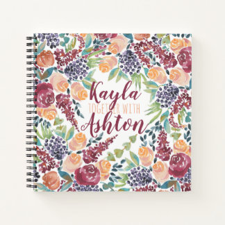 Create Your Own Hand-Painted Watercolor Bouquet