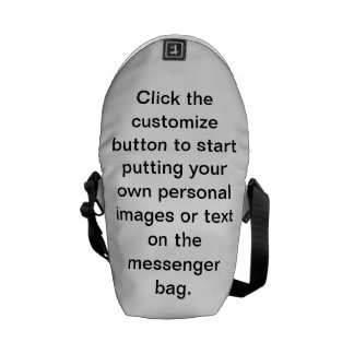 Skapa din mycket egna messenger bag