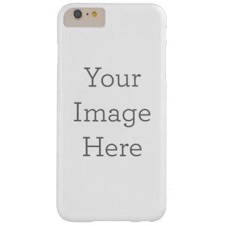 Skapa ditt eget barely there iPhone 6 plus skal