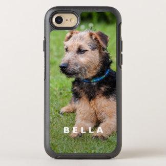Skapa ditt egna älsklings- foto med namn OtterBox symmetry iPhone 7 skal