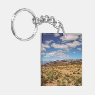 Skapa ditt egna dubbelsidigt fyrkantigt dubbelsidigt nyckelring i akryl