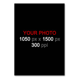Skapa ditt egna för fotobord för anpassningsbar 2 bordsnummer