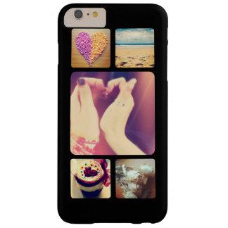 Skapa ditt egna Instagram 5 foto Barely There iPhone 6 Plus Skal