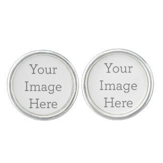 Skapa ditt pläterade egna silver manschettknappar