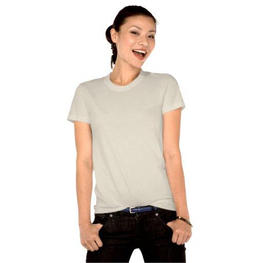 Skapa Egen Dam Ekologisk T-Shirt