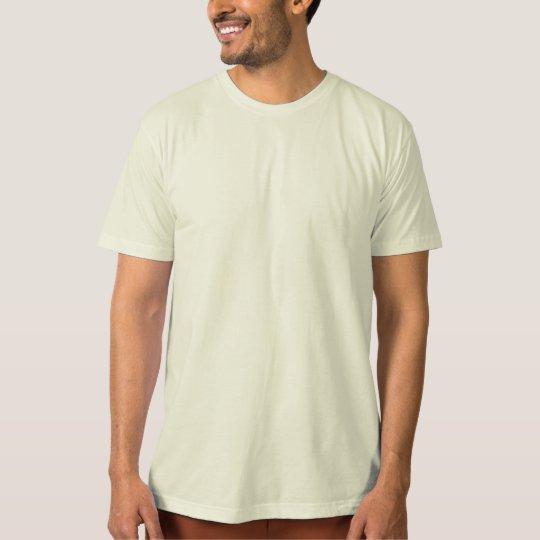 Herr Ekologisk Super Soft T-shirt, Natur