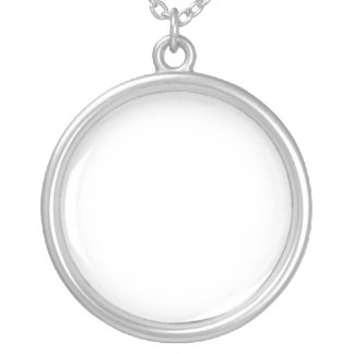 Skapa Egen Silverpläterat Halsband