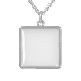Skapa Egen Sterling Silver Halsband