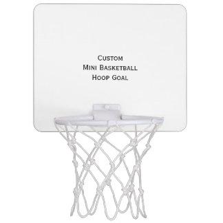 Skapa för basketringen för beställnings- roliga Mini-Basketkorg