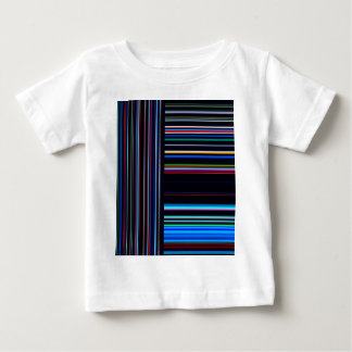 Skapade på nytt linjer & randar av Robert S. Lee T-shirts