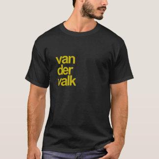Skåpbil der Valk serie en logotypt-skjorta T Shirt