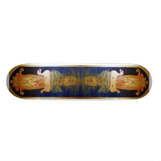 """Skateboard för Celtic""""Aberlemno"""" hästar"""