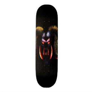 Skateboard för demon sex