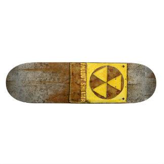 SkateBoard för nedfallskydd #1