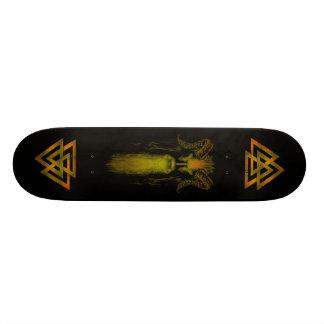 Skateboard för Pagan gudom