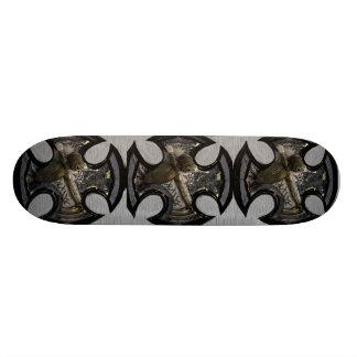 Skateboard för vattenkrigarejakt