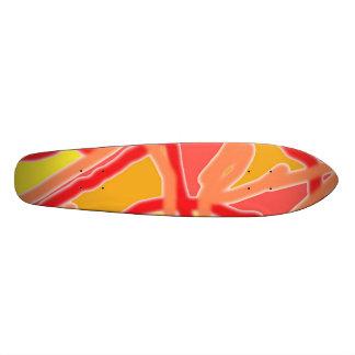 Skateboardkaosar in i bildar 2 design A Skateboard Bräda 19,5 Cm