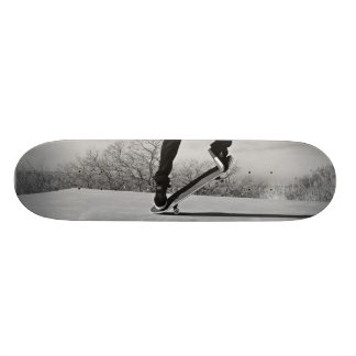 Skater Skateboard Bräda 21,5 Cm